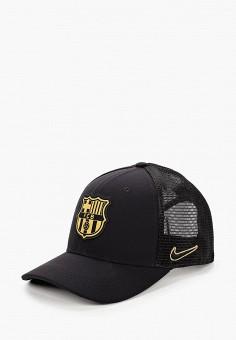 Бейсболка, Nike, цвет: черный. Артикул: NI464CUJNAA2. Аксессуары / Головные уборы