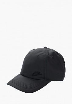 Бейсболка, Nike, цвет: черный. Артикул: NI464CUKBAM0.