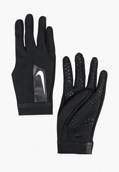 Перчатки, Nike, цвет: черный. Артикул: NI464DUCMEC9. Аксессуары / Перчатки и варежки