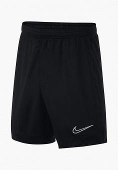 Шорты спортивные, Nike, цвет: черный. Артикул: NI464EBDNCW3. Мальчикам / Одежда