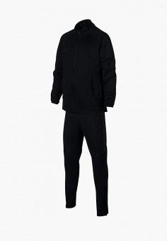 Костюм спортивный, Nike, цвет: черный. Артикул: NI464EBDNCZ5.