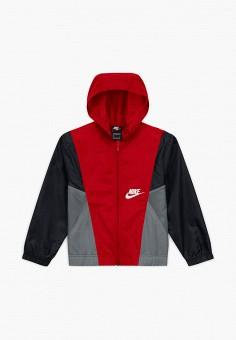 Ветровка, Nike, цвет: мультиколор. Артикул: NI464EBJVUU9.
