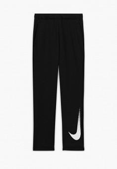 Брюки спортивные, Nike, цвет: черный. Артикул: NI464EBJVUW3.