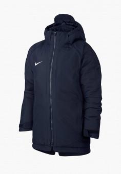 Парка, Nike, цвет: синий. Артикул: NI464EKGQUS2.
