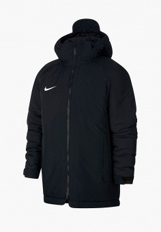 Парка, Nike, цвет: черный. Артикул: NI464EKGQUS3.