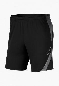 Шорты спортивные, Nike, цвет: черный. Артикул: NI464EKHTWX3. Девочкам / Спорт