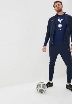 Костюм спортивный, Nike, цвет: синий. Артикул: NI464EMDNFI8. Одежда