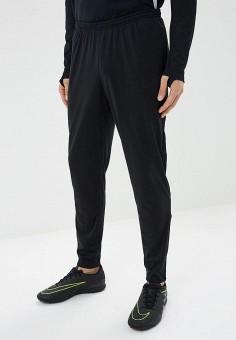 Брюки спортивные, Nike, цвет: черный. Артикул: NI464EMDNFL9. Одежда / Брюки