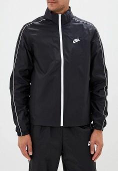 Костюм спортивный, Nike, цвет: черный. Артикул: NI464EMFLCL4.