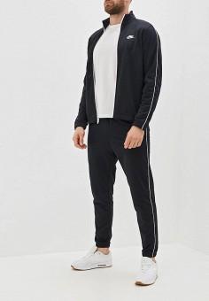 Костюм спортивный, Nike, цвет: черный. Артикул: NI464EMFLCL5.
