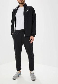 Костюм спортивный, Nike, цвет: черный. Артикул: NI464EMFLCL8.