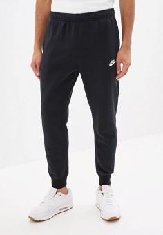 Брюки спортивные, Nike, цвет: черный. Артикул: NI464EMFLCQ2. Одежда / Брюки
