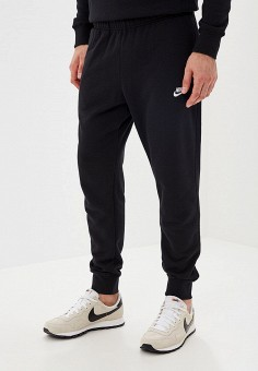 Брюки, Nike, цвет: черный. Артикул: NI464EMFLCQ3. Одежда / Брюки