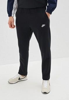 Брюки спортивные, Nike, цвет: черный. Артикул: NI464EMFLCQ4. Одежда / Брюки / Спортивные брюки