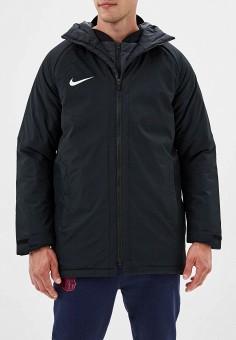Куртка утепленная, Nike, цвет: черный. Артикул: NI464EMGEVE1.