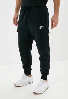 Брюки спортивные, Nike, цвет: черный. Артикул: NI464EMGQVV3. Одежда / Брюки / Спортивные брюки