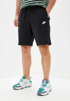 Шорты спортивные, Nike, цвет: черный. Артикул: NI464EMHTXU3. Одежда / Шорты