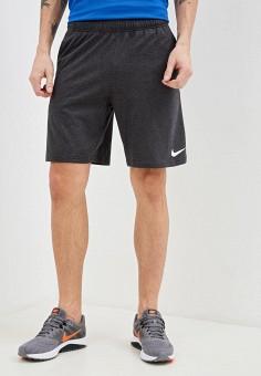Шорты спортивные, Nike, цвет: серый. Артикул: NI464EMHTZM2. Одежда / Шорты