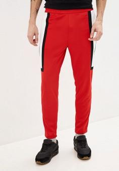Брюки спортивные, Nike, цвет: красный. Артикул: NI464EMHUCQ4. Одежда / Брюки / Спортивные брюки
