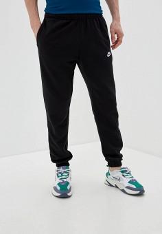 Брюки спортивные, Nike, цвет: черный. Артикул: NI464EMHUKI4. Одежда / Брюки