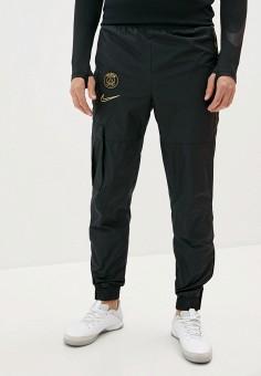 Брюки спортивные, Nike, цвет: черный. Артикул: NI464EMJODP6. Одежда / Брюки / Спортивные брюки