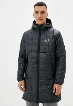 Куртка утепленная, Nike, цвет: черный. Артикул: NI464EMJOEM6.