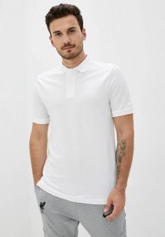 Поло, Nike, цвет: белый. Артикул: NI464EMJOFR0. Одежда / Футболки и поло / Поло