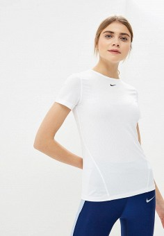 Футболка, Nike, цвет: белый. Артикул: NI464EWDNMY8.