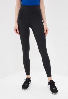 Тайтсы, Nike, цвет: черный. Артикул: NI464EWDNNL7. Спорт