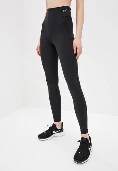 Тайтсы, Nike, цвет: черный. Артикул: NI464EWDNNN5. Спорт