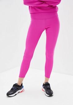 Леггинсы, Nike, цвет: розовый. Артикул: NI464EWHTSU6. Одежда / Брюки / Леггинсы
