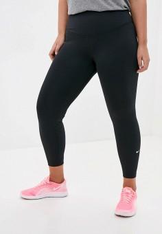 Тайтсы, Nike, цвет: черный. Артикул: NI464EWHTUW6.