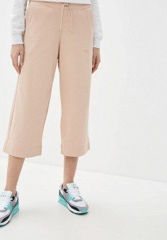 Бриджи, Nike, цвет: розовый. Артикул: NI464EWHULU0.