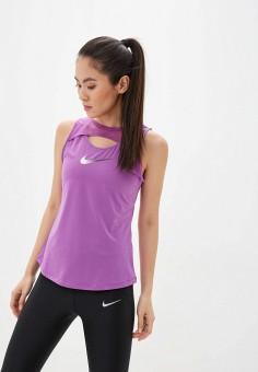 Майка спортивная, Nike, цвет: . Артикул: NI464EWHUMG0. Одежда / Топы и майки