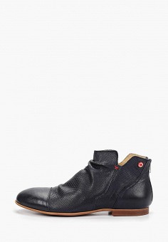 Ботинки, Nobrand, цвет: синий. Артикул: NO024AMEKXT2. Обувь / Ботинки / Низкие ботинки
