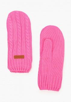 Варежки, Noryalli, цвет: розовый. Артикул: NO027DWKKVW2. Аксессуары / Перчатки и варежки