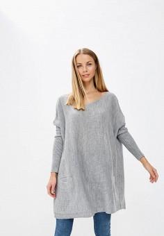Джемпер, Numinou, цвет: серый. Артикул: NU007EWCBPZ8. Одежда / Туники