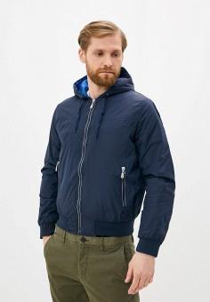 Куртка, Occhibelli, цвет: синий. Артикул: OC002EMJFIK0. Одежда / Верхняя одежда / Легкие куртки и ветровки