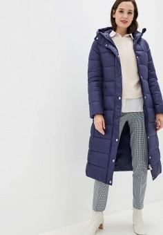 Куртка утепленная, Odri Mio, цвет: синий. Артикул: OD006EWGRQJ3. Одежда / Верхняя одежда