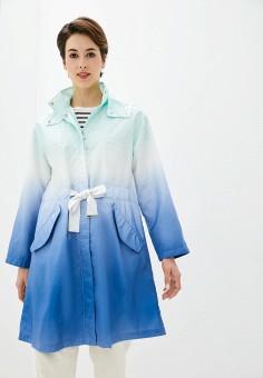 Парка, Odri Mio, цвет: мультиколор. Артикул: OD006EWINHO1. Одежда / Верхняя одежда / Парки