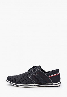 Ботинки, O-live Naturalle, цвет: синий. Артикул: OL023AMIIXJ4. Обувь / Ботинки / Низкие ботинки
