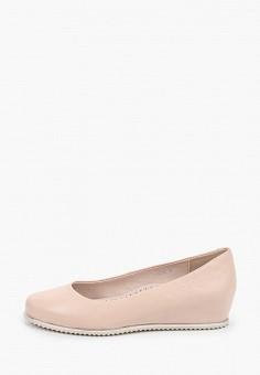 Туфли, O-live Naturalle, цвет: розовый. Артикул: OL023AWIFOS5. Обувь / Туфли