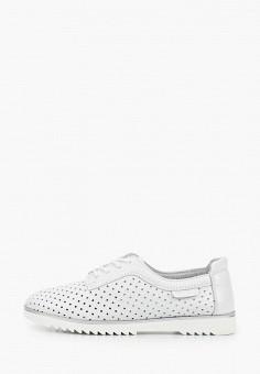 Ботинки, O-live Naturalle, цвет: белый. Артикул: OL023AWIFOU4.
