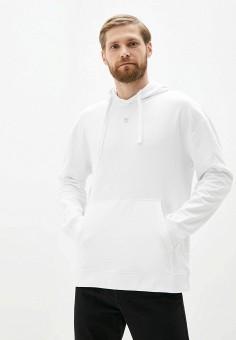 Худи, Only & Sons, цвет: белый. Артикул: ON013EMHXCS0. Одежда / Толстовки и олимпийки / Худи