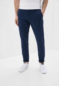 Брюки, Only & Sons, цвет: синий. Артикул: ON013EMHXDJ0. Одежда / Брюки / Повседневные брюки