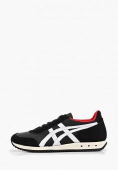 Кроссовки, Onitsuka Tiger, цвет: черный. Артикул: ON737AUDRJY9. Обувь / Кроссовки и кеды