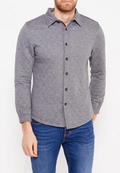 Кардиган, oodji, цвет: серый. Артикул: OO001EMWZU92. Одежда / Джемперы, свитеры и кардиганы / Кардиганы