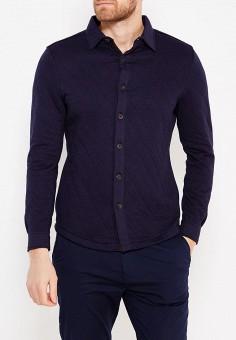 Кардиган, oodji, цвет: синий. Артикул: OO001EMWZU93. Одежда / Джемперы, свитеры и кардиганы / Кардиганы
