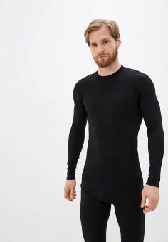 Термобелье верх, Outhorn, цвет: черный. Артикул: OU004EMHYMK4. Одежда / Термобелье