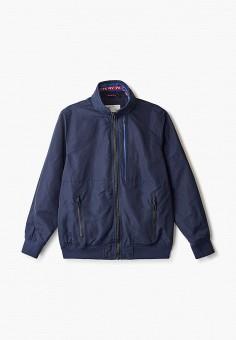 Куртка, OVS, цвет: синий. Артикул: OV001EBIAFZ3. Мальчикам / Одежда / Верхняя одежда
